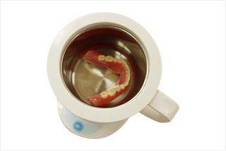 義歯メンテナンス